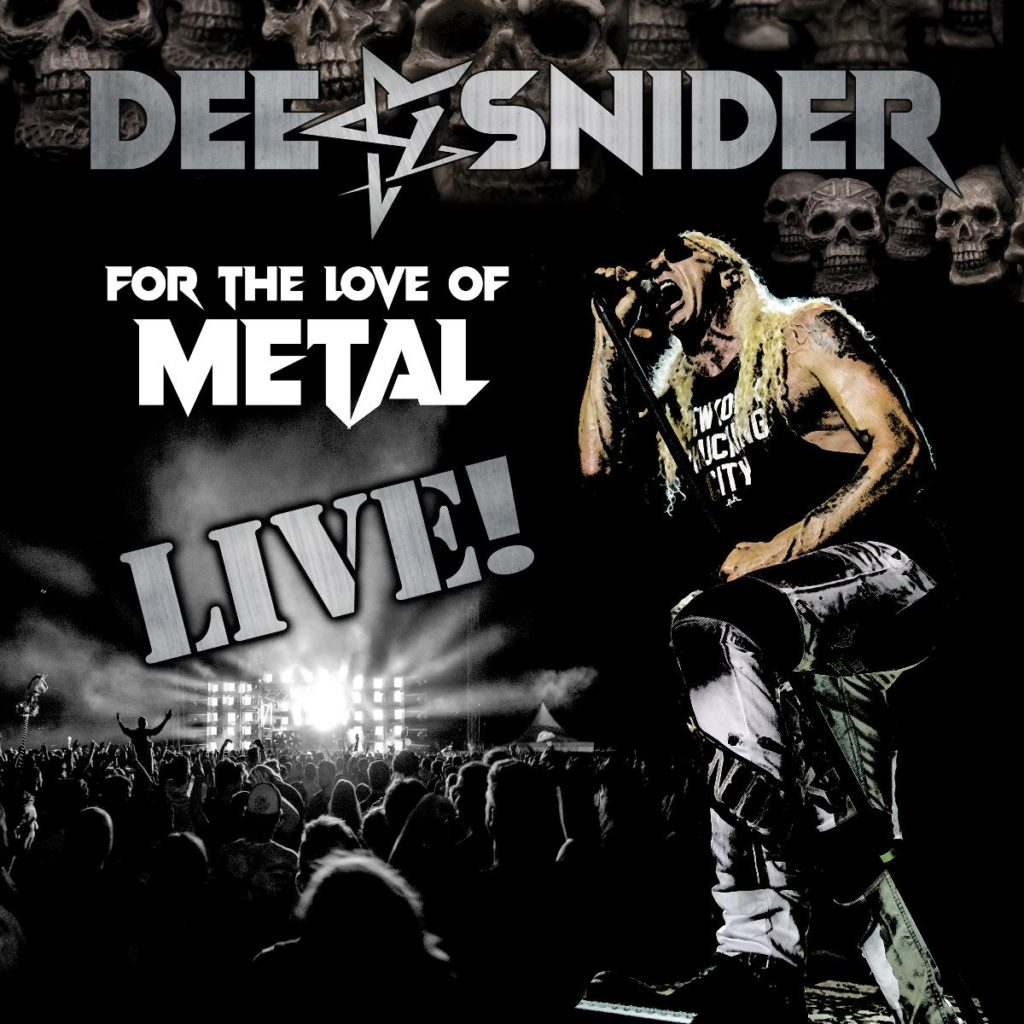 Dee Snider For The Love Of Metal Live